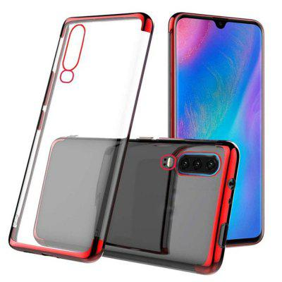 Luxe Plating Soft TPU Case voor Huawei P30