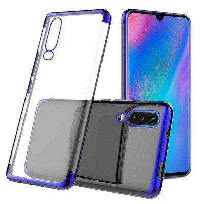 Luxury Plating Soft TPU Case for Huawei P30