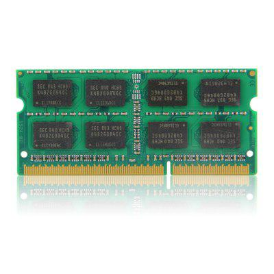 Memoria RAM DDR3 2G 1066Mhz PC3 8500 per notebook compatibile con tutte le schede madri
