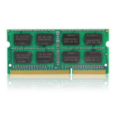 Memoria RAM per laptop DDR3 2G 1600Mhz PC312800 compatibile con tutte le schede madri