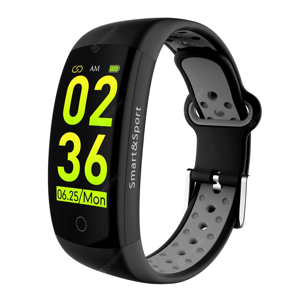 Bilikay Q6S Smartband 3D Dynamic Blood Pressure Heartrate Monitor IP68 Smartband