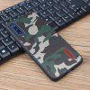 iBaiwei High Quality PU Camouflage Texture Pattern TPU Case for Xiaomi 9 SE - WOODLAND CAMOUFLAGE
