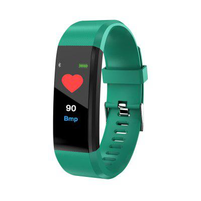 115 plus Sport impermeabil Smart Band Culoare Ecran Bluetooth brățară inteligent