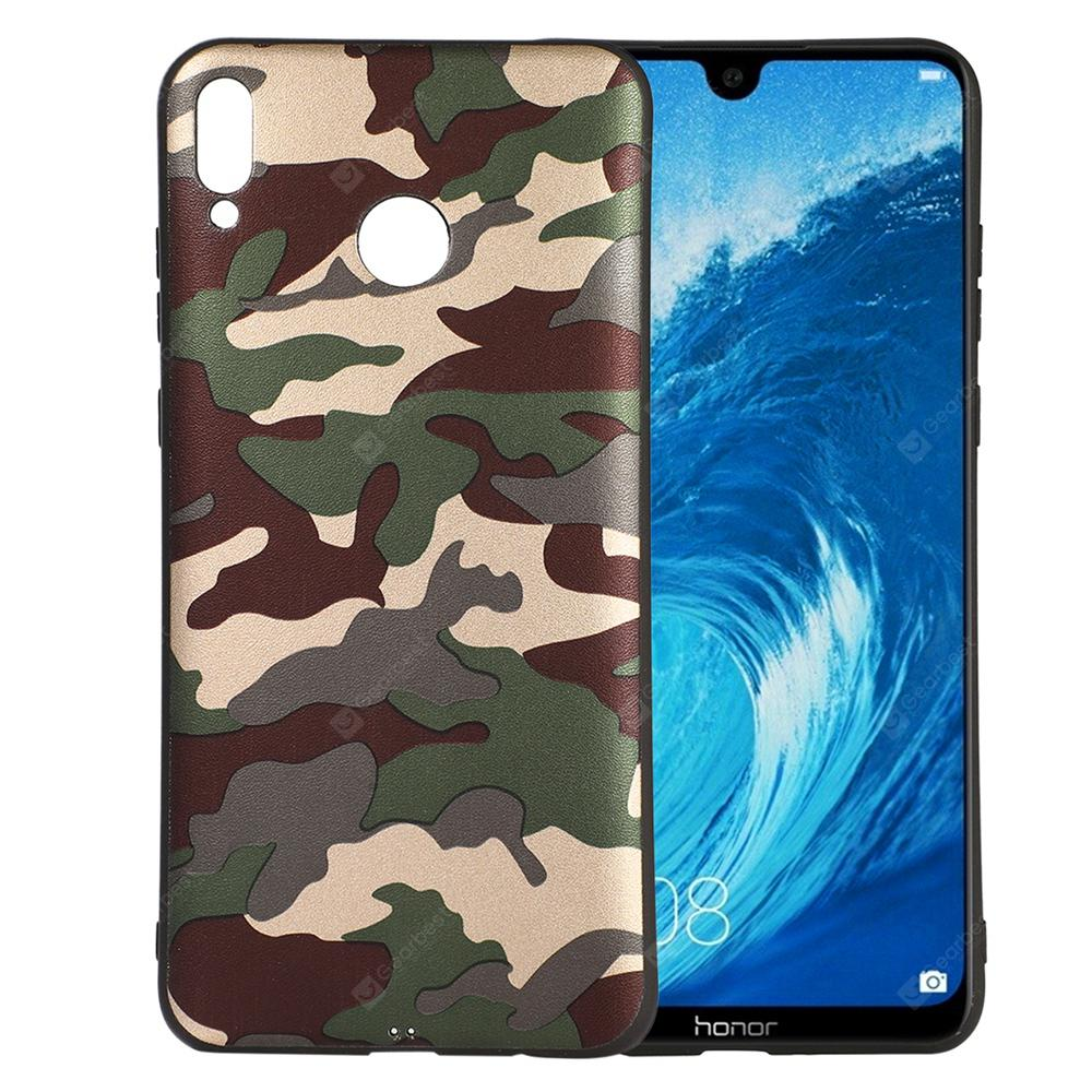 Camouflage Phone Cases Soft TPU Silicon Back Cover for Huawei Honor 8X Max  Case
