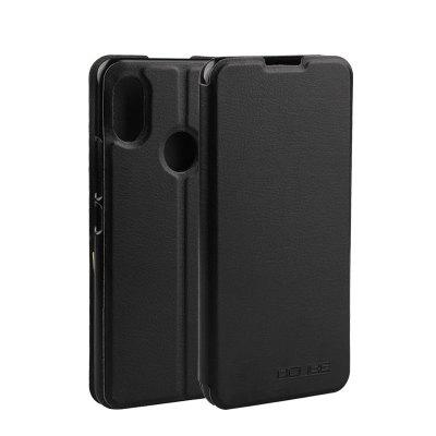 OCUBE PU Leather Case Cover for UMIDIGI F1 Play 6.3 Inch