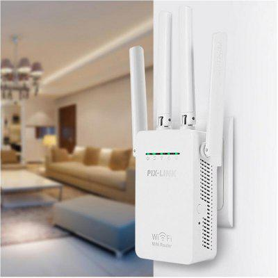 WR09 Wireless WiFi Router Repeater Booster Extender