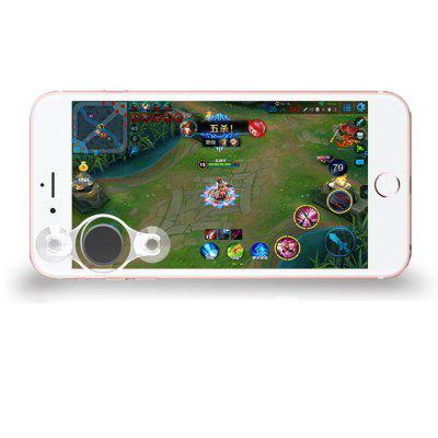 Minismile Smartphone Game Control Joystick Touch Screen Joypad Game Controller