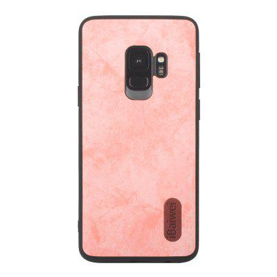 iBaiwei High Quality PU Denim Texture TPU Phone Case for Samsung S9