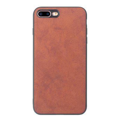 iBaiwei High Quality PU Denim Texture TPU Phone Case for iPhone 8 Plus