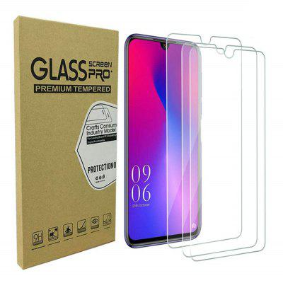 Glass Screen Protective Case for Xiaomi Redmi 7 / Note 7 / Note 7 Pro 3pcs