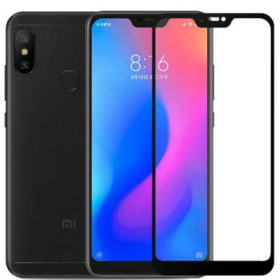 Volledige dekking Glass Screen Protector voor Xiaomi Redmi Note 6