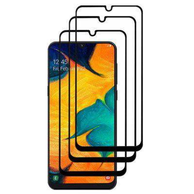 Coverage Glass Screen Protector for Samsung Galaxy A20 / A30 / A50 / M30 3pcs, Gearbest  - buy with discount