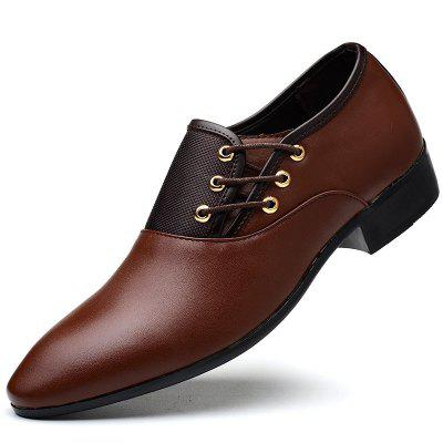 Men'S Wild Business Casual Large Size Shoes