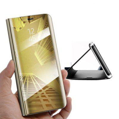 Smart Mirror Flip Phone Case Clear View Cover for Samsung Galaxy S10 5G
