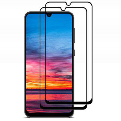 Coverage Glass Screen Protector per Samsung Galaxy A20 / A30 / A50 / M30 2 pezzi