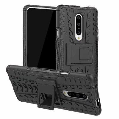 Protective Phone Case with Holder for Oneplus 7 Pro