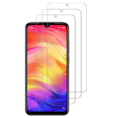 9H Tempered Glass Film for Xiaomi Redmi 7 / Note 7 / Note 7 Pro 3pcs