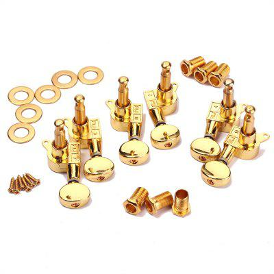 Guitar String Tuning Pegs Keys Tuners Machine Heads Gold 3L3R