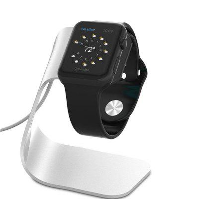 Aluminum Alloy Charging Stand Holder for iWatch