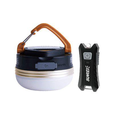 SUNREI  Rechargeable Camping Magnetic Night Light