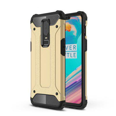 Hard Shockproof Armour Phone Shell for One Plus 6