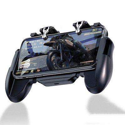 Minismile Mobile Phone Game Controller with Cooling Fan 2000mAh Battery Gamepad