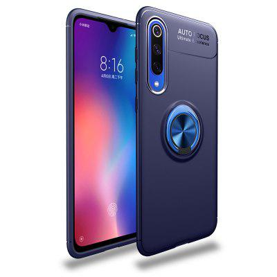 Ring Holder Back Cover Shockproof TPU Case for Xiaomi Mi 9 SE