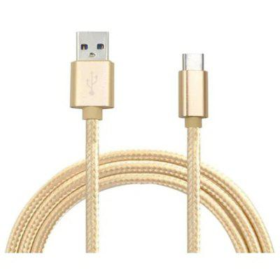 Type-C to USB 2.0 Quick Charging Data Transfer Cable 1m