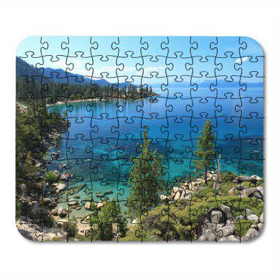 Scenery  Jigsaw  Paper  Puzzle   Soft   Block   Assembly  Beautiful Birthday Toy