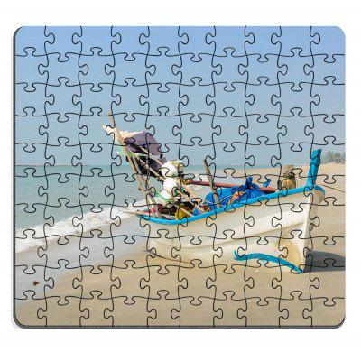 Jigsaw Paper Cool Puzzle Elegante Soft Block Assembly Birthday Toy