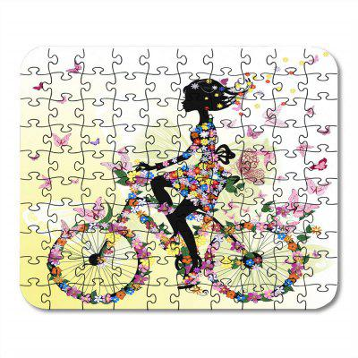Jigsaw Paper Cool Puzzle Soft Block Assembly Toy