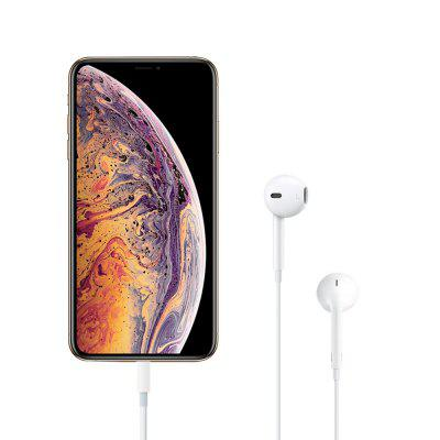 8 Pin Wired In-ear Stereo Earphones for iPhone at Only $4.72! for High-quality Sound That You'd Love to Hear on and on!