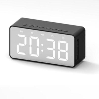Multifunctional Portable Practical Bluetooth Alarm Clock Speaker
