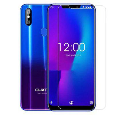 HD gehard glas screen protector film voor OUKITEL U23