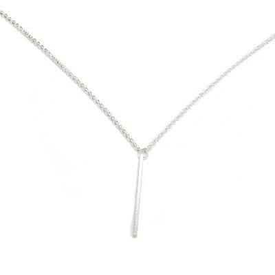 New Word Short Paragraph Pendant Necklace Clavicle Chain Female