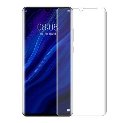 Mrnorthjoe 3D Curved Transparent Tempered Glass for Huawei P30 Pro
