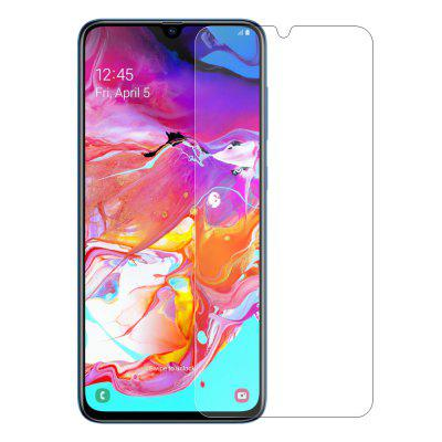 Mrnorthjoe Tempered Glass Film for Samsung Galaxy A70