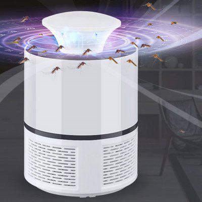 USB  Radiationless Mosquito Killer Lamp Photocatalysis Mute LED Bug Zapper