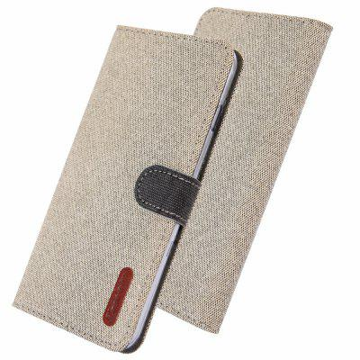 Luxury Wallet Flip Case Cloth Card Holder Phone Cover for Xiaomi Redmi 5 Case