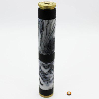 Electronic Cigarette Mechanical Rod Set AV Resin