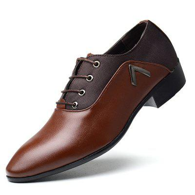 Muži Business Large Size Casual Shoes