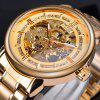 Winner Men Stainless Steel Business Design Automatic Mechanical Watch - MULTI-A