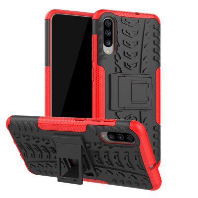 Shockproof Back Cover Armor Hard Silicone Case for Samsung Galaxy A70
