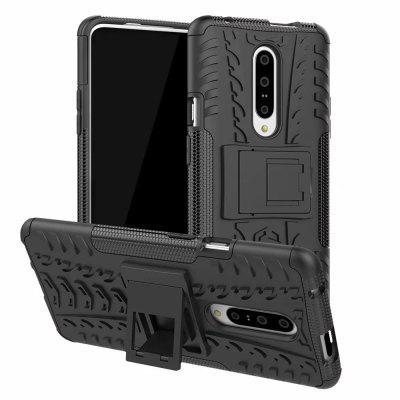 Shockproof Back Cover Armor Hard Silicone Case for OnePlus 7