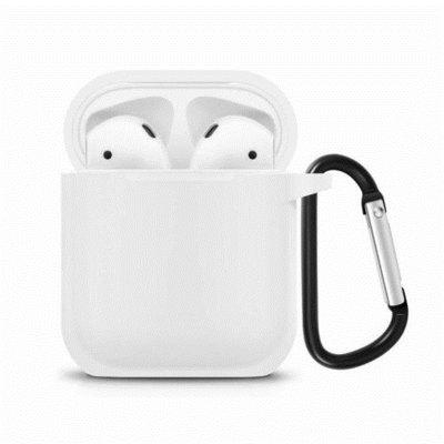Silicone Case Cover Protective Skin for iPhone AirPods Charging Case US