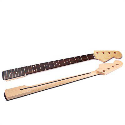 Bass Maple Neck Rosewood Fingerboard for PB Replacement