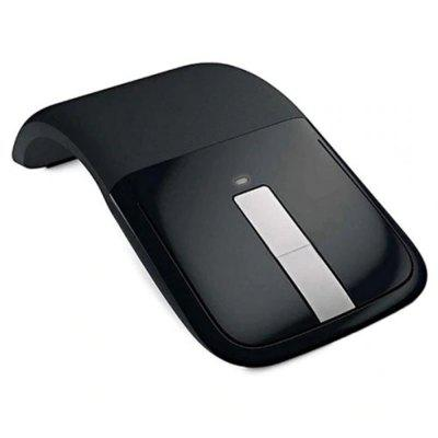 Black Arc Touch Fashion 2.4GHz Wireless Mouse