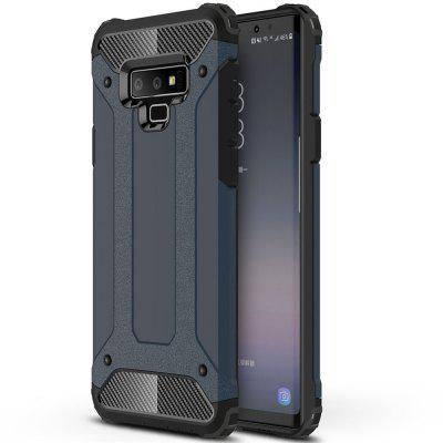 Dual Layer Tough Armour Back Mobile Phone Housing for Samsung Galaxy Note 9