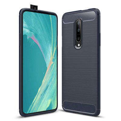 Shockproof Carbon Fiber Phone Case for OnePlus 7 Pro