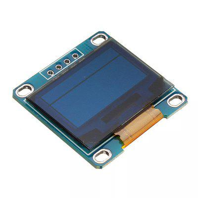 0.96 Inch Blue-Yellow Two-Color I2C IIC Communication Display Screen